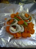 grilled dill carrots 2