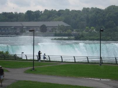 Niagara Falls by Jamie Nowinski